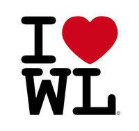 We Love Wl. The White Line Liebt Dich.@Babenberger Passage