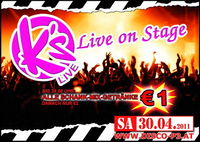 K'S Live on Stage@Disco P3