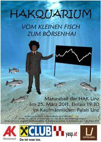 HAKQuarium - Vom kleinen Fisch zum Börsenhai