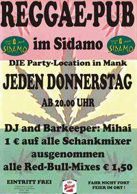 Reggae-Pub im Sidamo