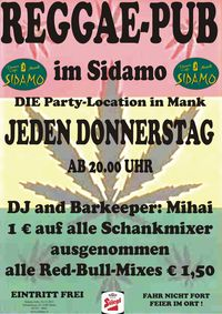 Reggae-Pub im Sidamo@Cafe Sidamo Mank