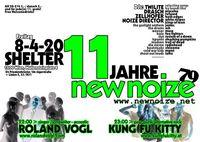 11 Jahre New Noize@Shelter