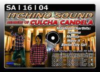 Itchino Sound - Members of Culcha Candela@Excalibur