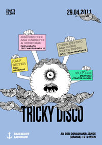 Tricky Disco@Badeschiff