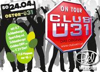 Club Oster Ü31@Disco Bel
