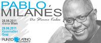 PuntoLatino.At präsentiert Pablo Milanes, erstmals live in Österreich!@Arena Wien