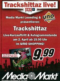 Trackshittaz live!