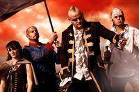 Mono Inc. - Viva Hades Tour 2011@Kulturfabrik Kufstein