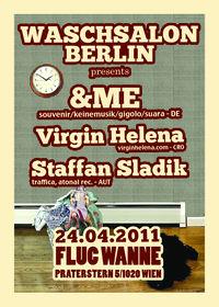 Waschsalon Berlin@Fluc / Fluc Wanne