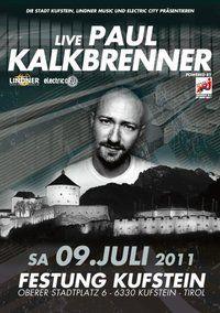 Paul Kalkbrenner@Festung Kufstein