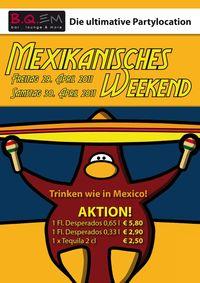 Mexikanisches Weekend