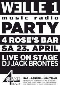 Welle1 Party @4roses Bar Oberndorf