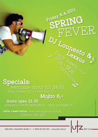Spring Fever@lutz - der club