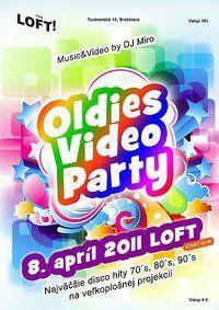 OLDIES VIDEO PARTY LOFT
