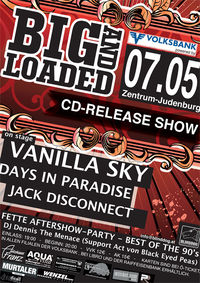 Big and Loaded CD Realese Show