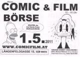 Comic & Film Börse / Disney Special@Berufsschule Längenfeldgasse