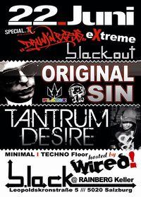 Original Sin & Tantrum Desire