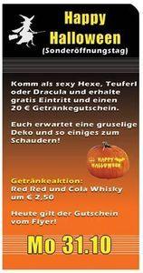 Happy Halloween@Fledermaus