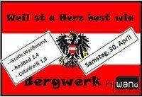 Weils´t a Herz host wie a Bergwerk!!