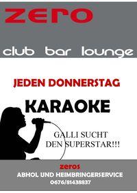 Karaoke@Zero