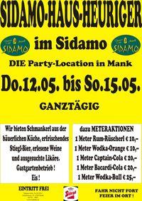 Sidamo-Haus-Heuriger
