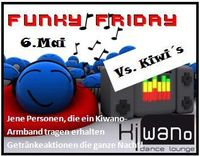 Funky Friday meets Kiwi´s