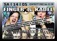 Finger & Kadel@Excalibur