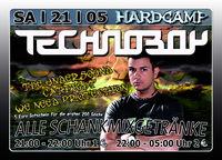 Hardcamp Technoboy@Excalibur