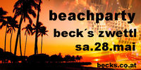 Beachparty@Becks Bar