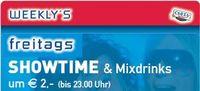 Showtime & Mixdrinks@Crazy
