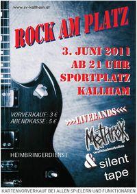 Rock am Platz@Sportplatz Kallham