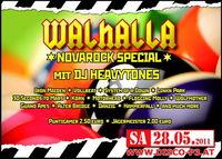 Walhalla mit DJ Heavytones@Disco P3