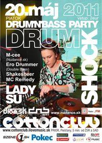 Drumshock drum&bass
