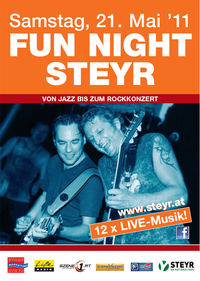 Fun Night Steyr 2011