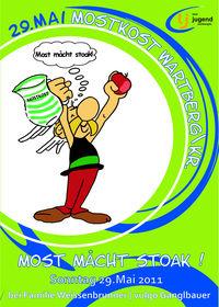 Mostkost Wartberg/Kr. - Most mocht stoak@Fam. Weissenbrunner | vulgo. Ganglbauer