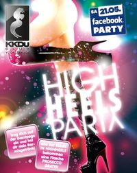 Facebook High Heels Party