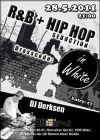 R&B + Hip Hop Seduction | In White@All iN