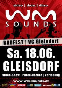 WM-SOUNDS | Badfest Gleisdorf@Festzelt