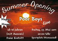 Summer Opening@Sportplatz