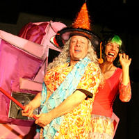 Kindertheater - Hokus Pokus Zauberlehrling