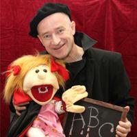 """Kindertheater """"Das kleine Vampir - ABC"""""""