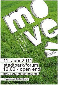 move – Das Festival für Ethik, Diskurs, Kunst und Musik (Club Night)@Forum Stadtpark