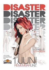 Disaster - A Glitter, Glamour & Dragfully Night