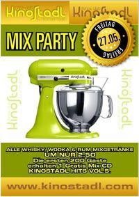 MIX Party@Kino-Stadl