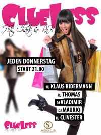 Clueless - Hits, Charts & R'n'B@Scotch Club