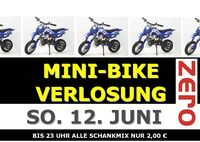 Mini-Bike Verlosung