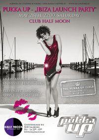 Pukka Up Ibiza Launch - Club Half Moon