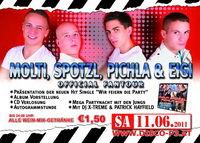 Molti, Spotzl, Pichla & Eigi - Official Fantour im P3