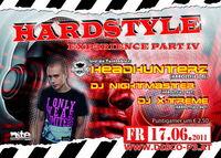 Headhunterz beim Hardstyle ExP3rience Part IV