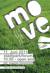 move – Das Festival für Ethik, Diskurs, Kunst und Musik@Stadtpark Graz / Platz der Versöhnung (ehem . Passamtswiese)